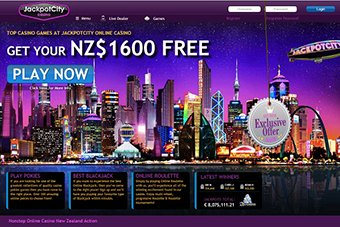 Jackpot City NZ
