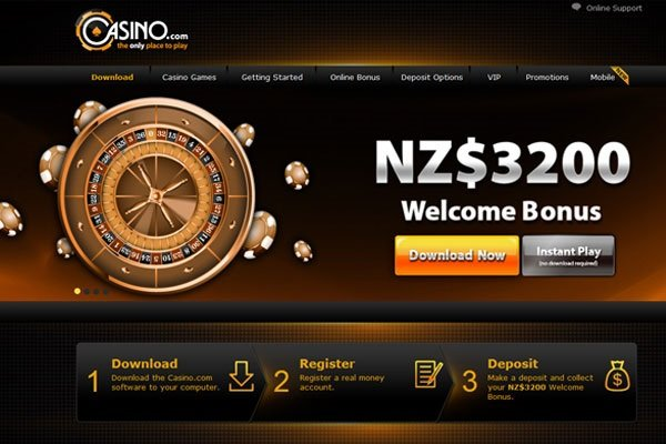 Casino.com NZ