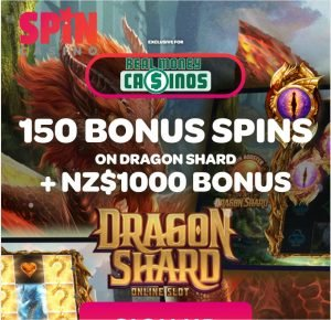 Spin Casino exclusive offer