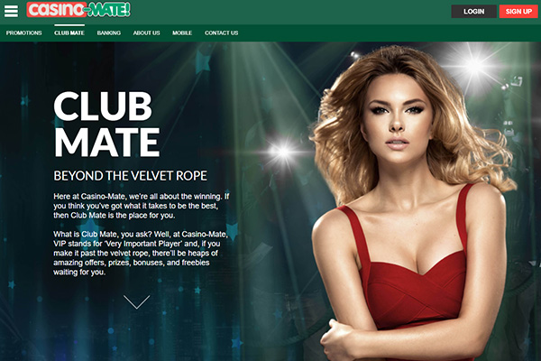 Casino Mate Casino Club screenshot