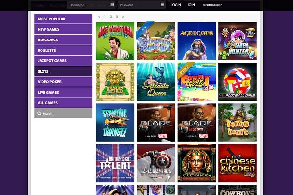 bgo casino pokies screenshot