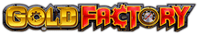 Logo of Gold Factory slot