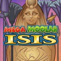 Mega Moolah Isis online slot game