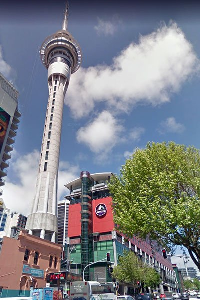 Sky City Auckland