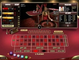 Live Playboy Roulette