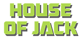 Logo of House of Jack casino