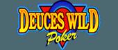 Logo of Deuces Wild Poker slot