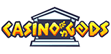 Logo of Casino Gods casino