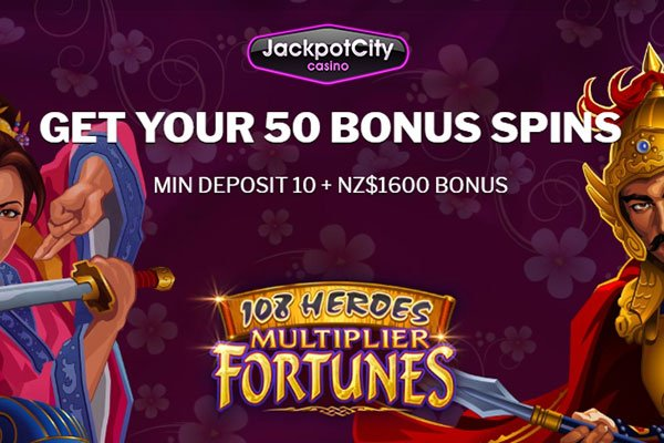 No Deposit Free Spins Nz Win Real Money Jackpot City Nz Free Spins