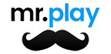 Logo of Mr Play casino