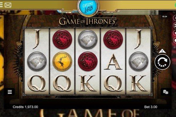 casino lab game of thrones pokies