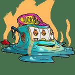 New Casinos Juicy Bonus cartoon