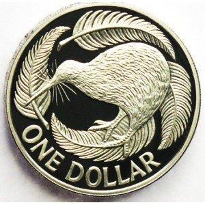 a new zealand dollar