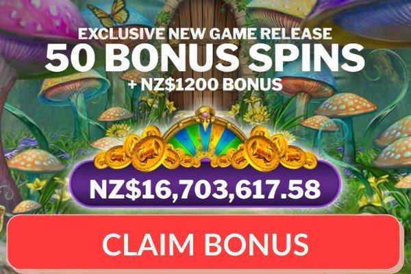 Royal Vegas Casino New Zealand Mega Moolah bonus