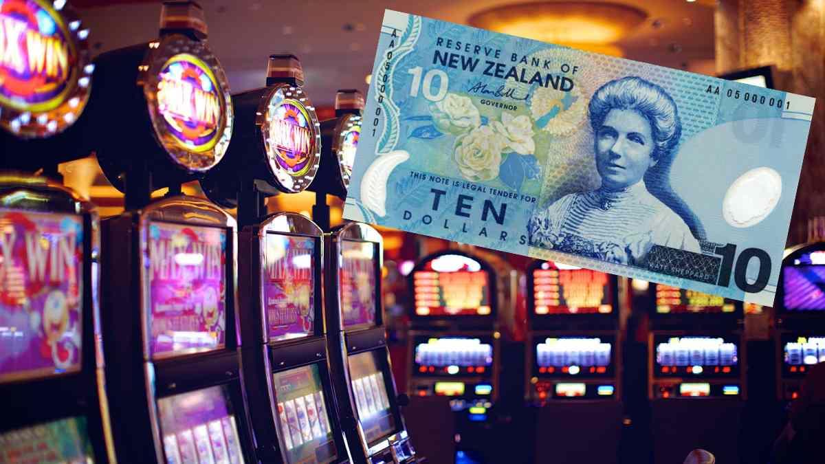 new zealand 10 dollar deposit casino