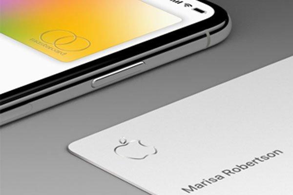 ApplePay card