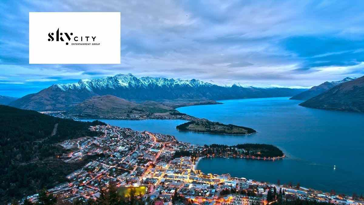 SkyCity Queenstown skyline